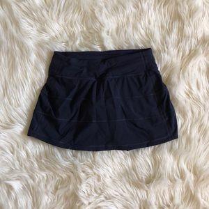 Lululemon pleated tennis skirt